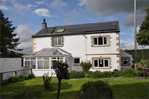 Thumbnail Detached house for sale in Stoney Law, Catton, Allendale