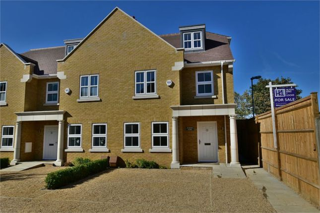 Thumbnail End terrace house for sale in Kingsway Mews, Farnham Common, Buckinghamshire