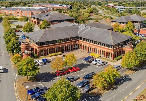 Thumbnail Commercial property for sale in Eden House, Chester Business Park, Chester