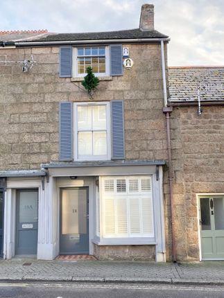 2 bed flat for sale in Alverton Street, Penzance TR18