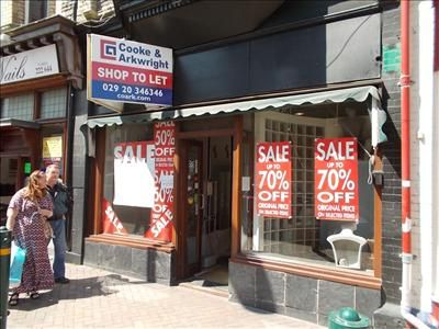 Thumbnail Retail premises to let in 12 Skinner Street, Newport