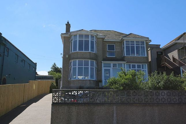 Thumbnail Detached house for sale in St. Michaels Road, Newquay, Cornwall