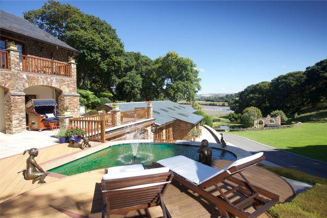 Detached house for sale in Bigbury, Kingsbridge, Devon