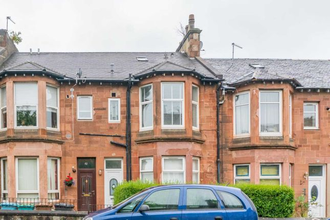 Thumbnail Flat for sale in Corsewall Street, Coatbridge