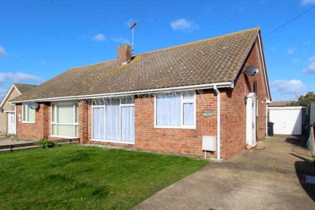 Thumbnail Bungalow to rent in Bemerton Gardens, Kirby Cross, Frinton-On-Sea