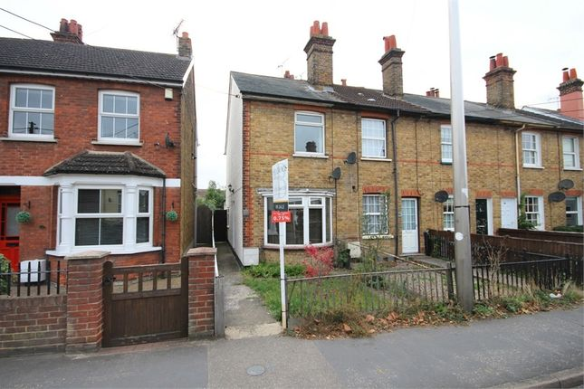 2 bed end terrace house for sale in Cressing Road, Braintree, Essex