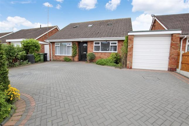 Thumbnail Bungalow for sale in Churchway Piece, Inkberrow, Worcester