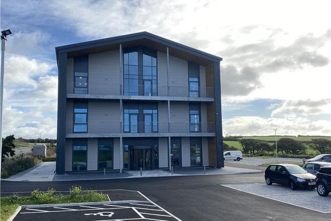 Thumbnail Office to let in Plot 15, Aerohub Business Park, Newquay, Cornwall