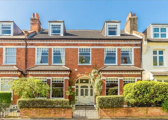Thumbnail Terraced house for sale in Manville Road, Wandsworth, London