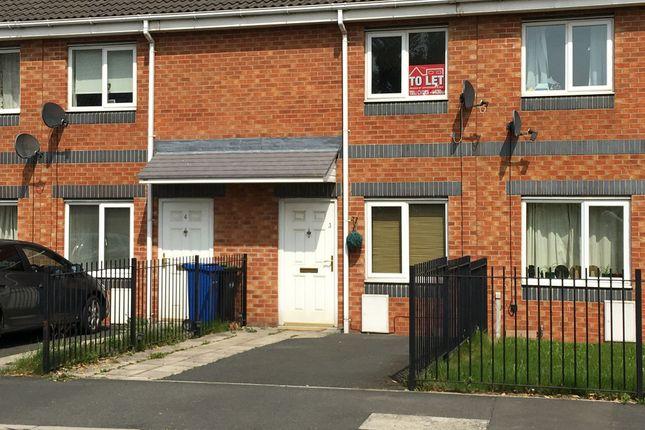 Thumbnail Terraced house to rent in Rock Farm Mews, Wheatley Hill, Durham