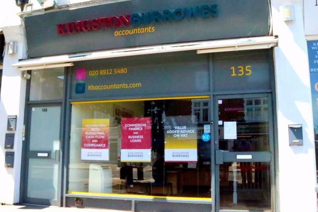 Thumbnail Commercial property for sale in Richmond Road, Kingston Upon Thames