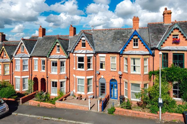 Thumbnail Terraced house for sale in Glenthorne, Alexandra Road, Llandrindod Wells