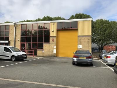 Thumbnail Light industrial to let in Unit 6, Watermill Business Centre, Edison Road, Enfield, Greater London