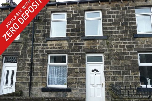 Front of Beech Street, Cross Hills, Keighley, North Yorkshire BD20