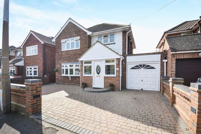 Thumbnail Detached house for sale in Bibby Close, Corringham, Stanford-Le-Hope
