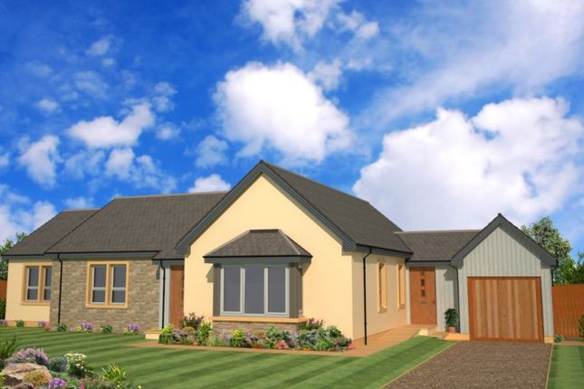 Thumbnail Property for sale in Plot 7, Mains Of Struthers, Kinloss