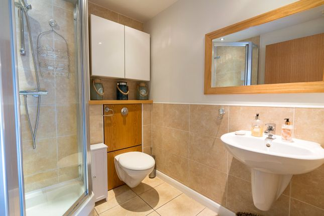 Shower Room of Lochrin Place, Edinburgh EH3