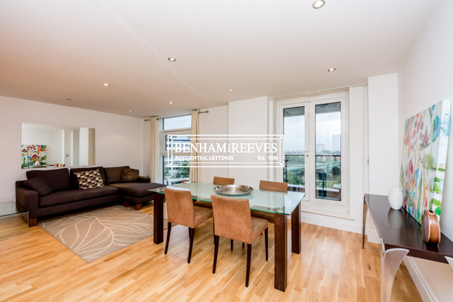 2 bed flat to rent in Imperial Wharf, Fulham
