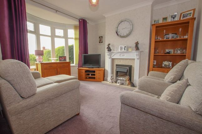 Thumbnail Semi-detached house for sale in Hall Grounds, Loftus, Saltburn-By-The-Sea