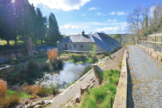 Thumbnail Property for sale in Weir Quay, Bere Alston, Yelverton