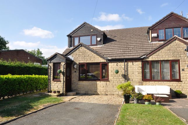 Semi-detached house for sale in Roaches Mews, Mossley, Ashton-Under-Lyne