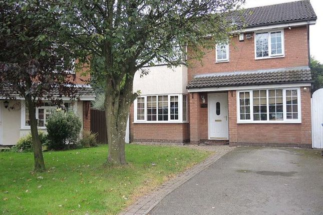 Thumbnail Detached house for sale in Woodvale Road, Croxteth Park, Liverpool