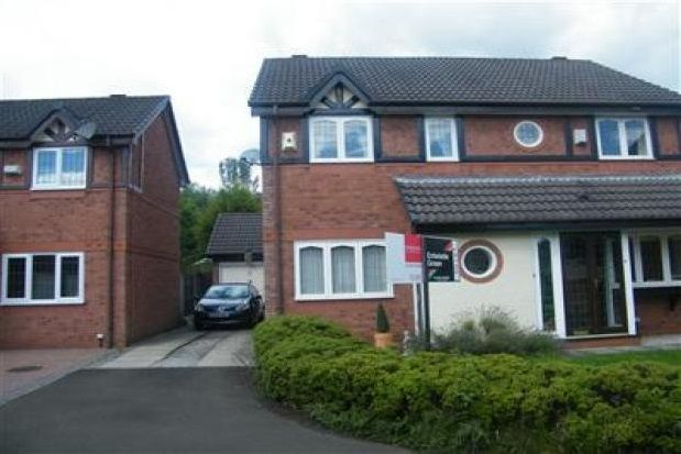 Thumbnail Property to rent in Pine Meadows, Radcliffe, Manchester