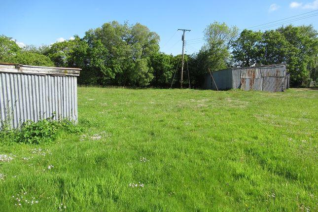 Site 3 of Dolton, Winkleigh, Devon EX19