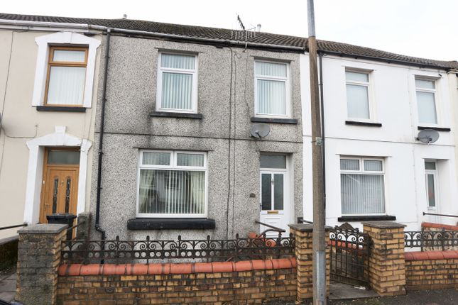 Thumbnail Terraced house for sale in New Houses, Pant, Merthyr Tydfil