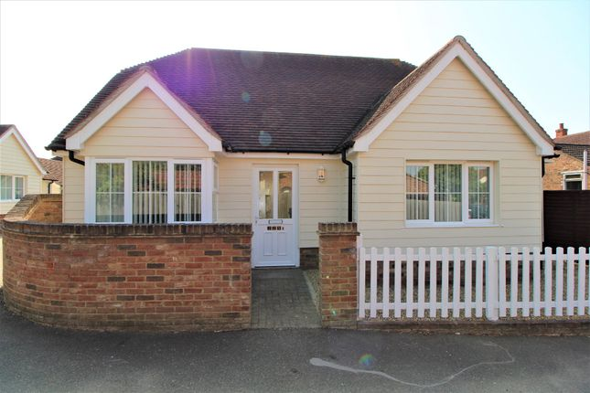 Thumbnail Detached bungalow for sale in Bergholt Road, Colchester