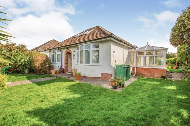 Thumbnail Detached bungalow for sale in Heol Stradling, Whitchurch, Cardiff