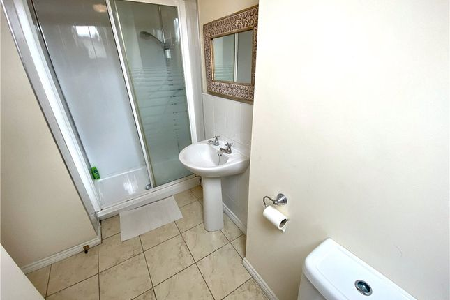 Ensuite of Thackhall Street, Hillfields, Coventry, West Midlands CV2