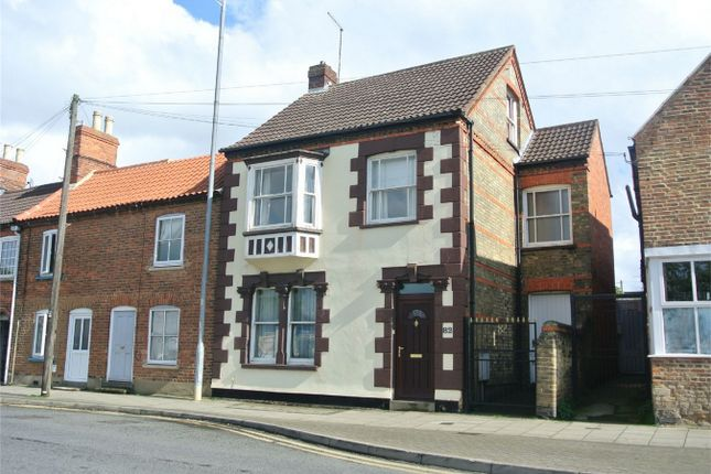 Thumbnail End terrace house for sale in North Street, Bourne, Lincolnshire