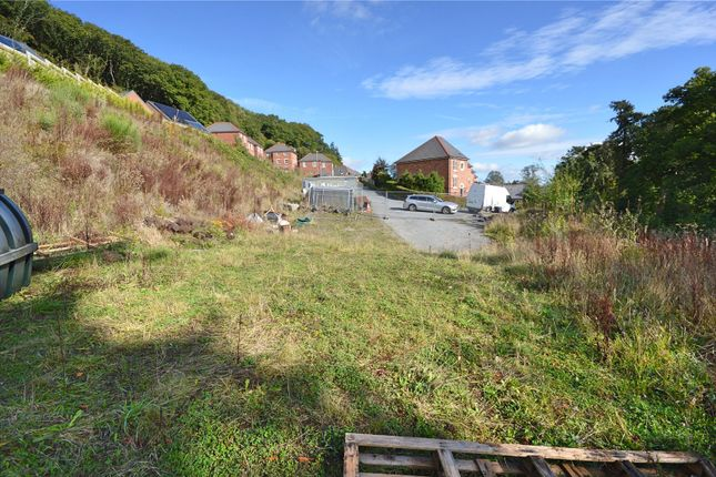 Thumbnail Land for sale in At Hendidley, Milford Road, Newtown, Powys