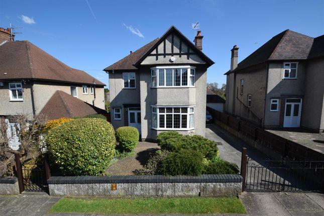 Thumbnail Detached house for sale in Hill Burn, Henleaze, Bristol