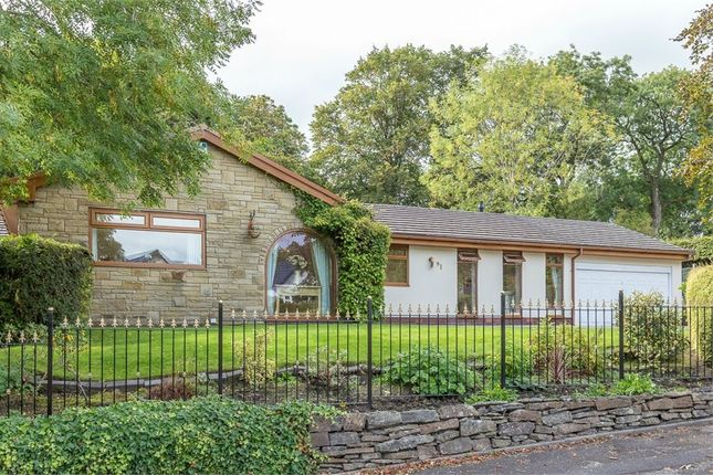 Thumbnail Detached bungalow for sale in Springlawns, Markland Hill, Bolton
