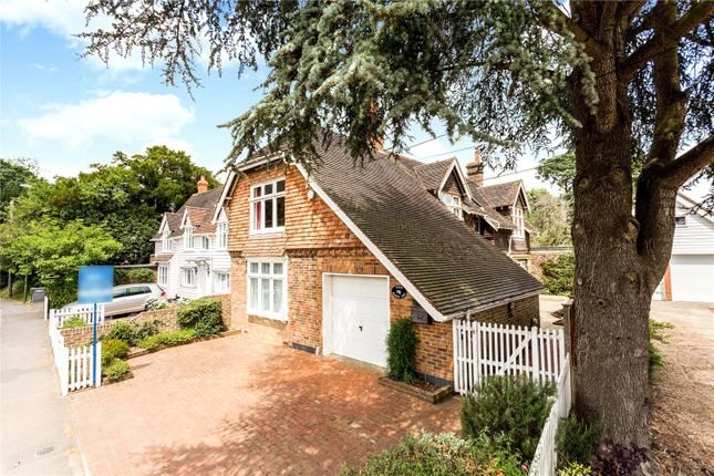 Thumbnail Semi-detached house for sale in Black Hill, Lindfield, West Sussex