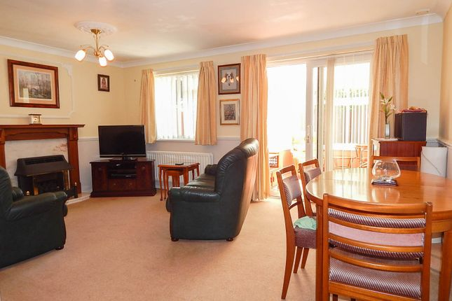 Lounge of Fairhaven, Springwell, Gateshead NE9