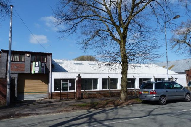 Thumbnail Industrial to let in Woodhouse, Hempstalls Lane, Newcastle-Under-Lyme