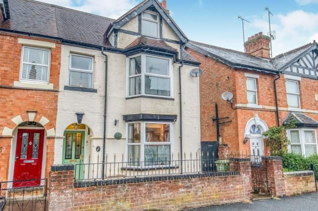 Thumbnail Semi-detached house for sale in Northwick Road, Evesham, Worcestershire
