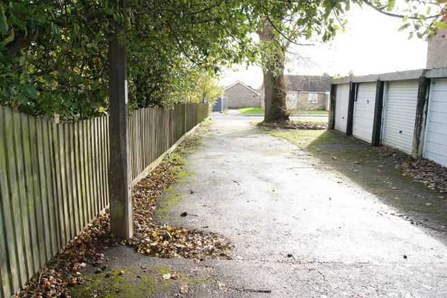 R033 Insert 1 of Garages Adjacent To 2 Westfield Road, Frome, Somerset BA11