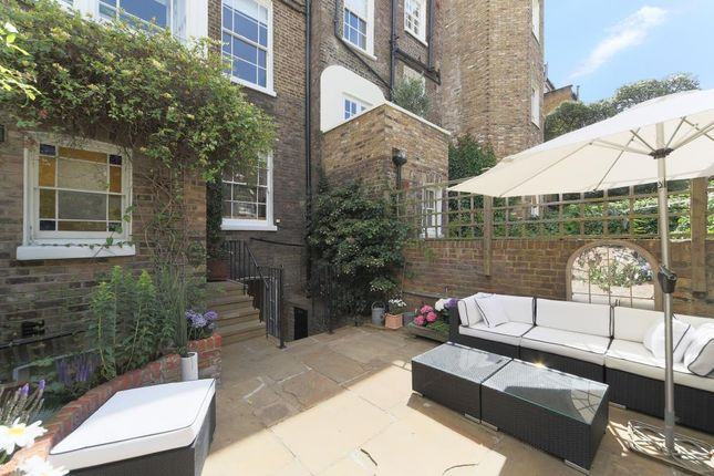 Thumbnail Terraced house to rent in Chepstow Road, London