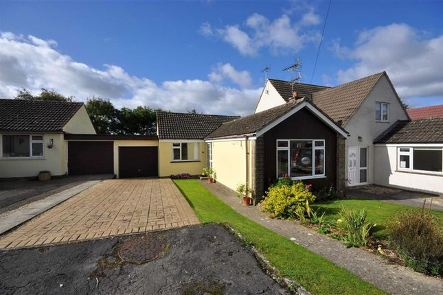 Thumbnail Bungalow for sale in Down View, Chalford Hill, Stroud