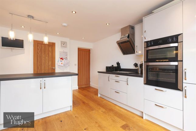 Semi-detached house for sale in Holliers Hill, Bexhill-On-Sea
