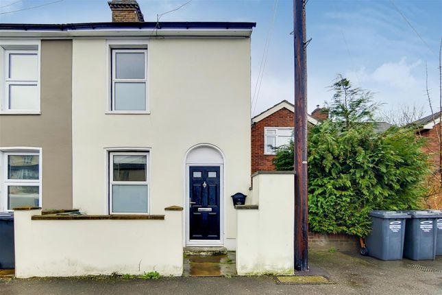Thumbnail End terrace house to rent in Dartford Road, Dartford