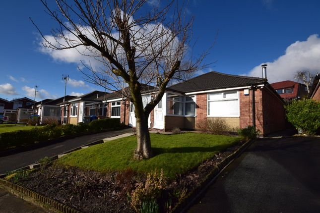 Thumbnail Terraced bungalow to rent in Glenavon Drive, Shawclough, Rochdale