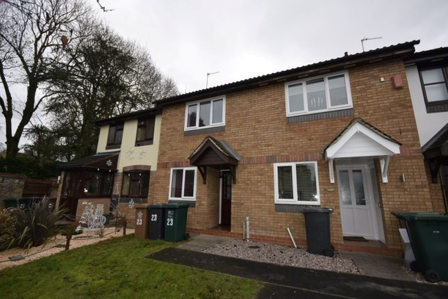 2 bed town house to rent in Lathkill Dale, Church Gresley, Swadlincote DE11