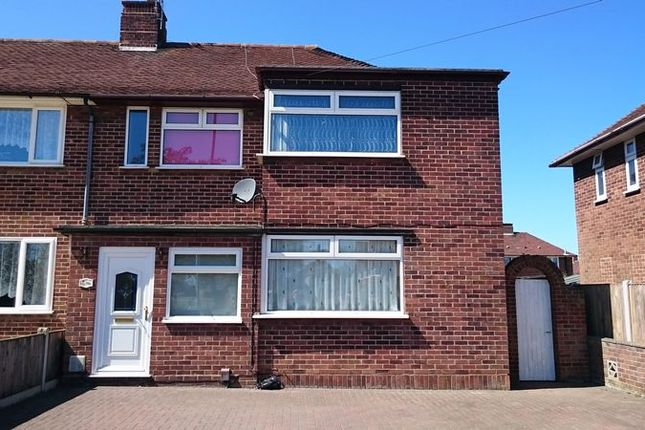 Thumbnail Semi-detached house to rent in Middleton Road, Gorleston, Great Yarmouth