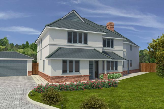 Thumbnail Detached house for sale in Hammonds End View, Fairway Close, Harpenden, Hertfordshire