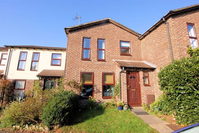 3 bed terraced house for sale in Cleveland Drive, Fareham PO14